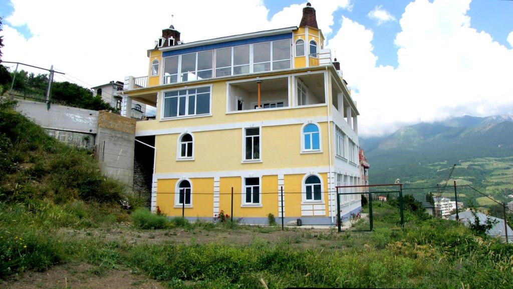 Продается мини гостиница у моря